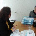 Керівник апарату Коростенської районної державної адміністрації Катерина Лупенко провела особистий прийом громадян