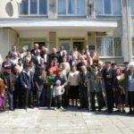 В Коростенському районі відзначили 30-річчя утворення районної ветеранської організації