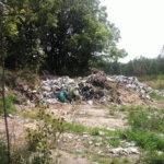 В Коростенському районі на території Васьковицької сільської ради місцеві жителі сьогодні вранці виявили дві фури з сміттям зі Львова