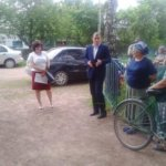 В трьох селах Коростенського району відбулися громадські слухання з питань децентралізації