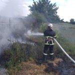 ДСНС України попереджає: збільшується ризик виникнення загорянь на відкритих територіях