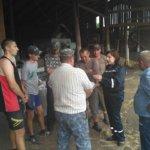 Рятувальники перевіряють стан дотримання правил пожежної безпеки в місцях зберігання врожаю!