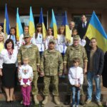 День Державного прапора України відзначили в Коростенському районі