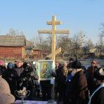 Состоялось освящение земельного участка под строительство нового православного храма