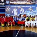 Коростенки стали бронзовыми призерами Открытого турнира по мини-футболу среди девушек