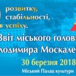 Отчет городского главы  Коростеня за 20 лет деятельности