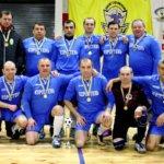 Коростенские футболисты — чемпионы Житомирской области по футзалу среди ветеранов