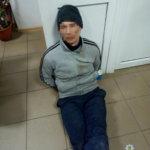 В Коростене полицейские задержали ночного «посетителя» банка (фото)