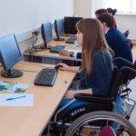 Вниманию лиц с инвалидностью, которые хотят учиться!