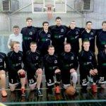 БК  «Коростень»- победитель Открытого чемпионата Житомира по баскетболу среди мужских команд