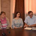Организационная встреча с представителями из Великобритании