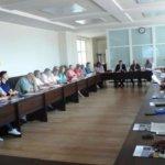 Голови сільських рад району та міста Коростеня обговорювали за круглим столом переваги приєднання до міста