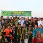 ФК «Мал» (Коростень) – переможець Кубку Житомирської області 2018!