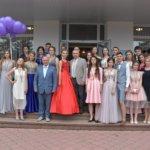 В Коростене состоялся общегородской Праздник выпускника