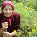 Жителька села Грозине Галина Климівна Гераймович відзначила свій славний життєвий ювілей