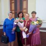 Нагородою почесного звання «Мати-героїня» відзначено п'ять жінок з Коростенського району