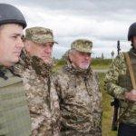 На Житомирщині голови РДА провели один день, як військовослужбовці. ФОТО з навчальних зборів