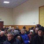 Ушомирська громада за єдину помісну церкву в Україні!