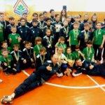 Коростенские каратисты стали обладателями Кубка Житомирской области