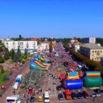 План празднования 1314-й годовщины Дня города Коростеня (25 мая 2019)