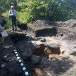 Продолжаются исследования памятников археологии древнего Искоростеня