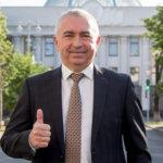 По 64 избирательному округу в выборах в Верховную Раду победил Владимир Арешонков