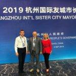 Коростень и китайский Ханчжоу  стали  городами-побратимами