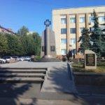 Запрошуємо на мітинг та покладання квітів з нагоди Дня захисника України, Дня Українського козацтва та Покрови Пресвятої Богородиці