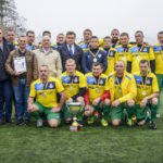 Победителем турнира по футболу  Юго-Западной ж. д. стала команда Коростенской дирекции