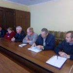 Юрій Тарасюк провів нараду з сільськими головами району щодо добровільного об'єднання громад