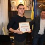 Сертификат на 50 000 грн среди энергоэффективных проектов нашел своего владельца!