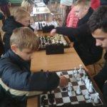 Городские соревнования по шахматам — какая из школ города стала лучшей?