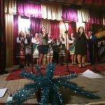 Святковий новорічний вечір відбувся в селі Михайлівка