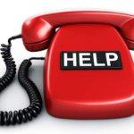 Перечень телефонов  для организации приема физических и юридических лиц г.Коростень
