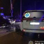 В Коростені на перехресті траси Київ — Варшава і вул. Кемського знову страшна аварія