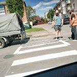 В Коростене начался ямочный ремонт дорог струйным способом