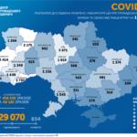 Рекорд захворюваності на Ковід-19 за добу: 689 нових випадків