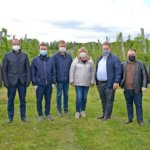 Держава і надалі буде підтримувати такі господарства, – Володимир Федоренко про агрофірму «Фрутко»