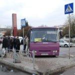 Відновлення руху маршрутного транспорту на Київ та Житомир