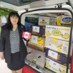 Допомога малозабезпеченим сім'ям коростенського району від Канадської діаспори