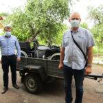 Гуманітарна допомога жителям Коростенського району