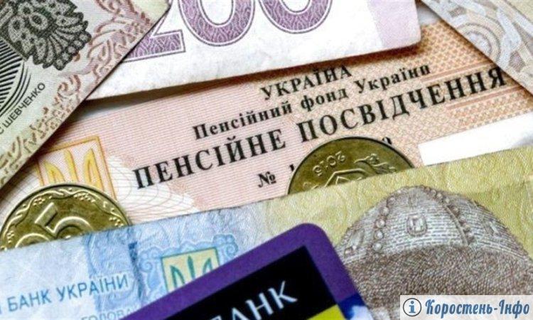минимальна пенсія 2021